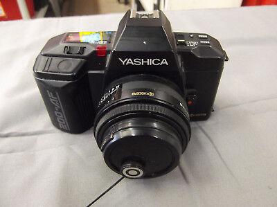 Зеркальные фотоаппараты Yashica 200-AF body w/