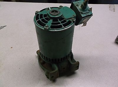 Myers Hp Ejecto Pump 48-52727-05 Wagner Induction Motor 4.8a 3450 Rpm 13 Hp