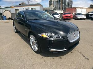 2015 Jaguar XF SPORT 3.0L SUPERCAHRGED! 340 HP/ AWD/ FULLY LOADE