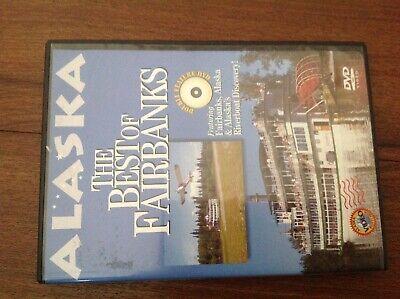 ALASKA - THE BEST OF FAIRBANKS (DVD, 2002) Riverboat