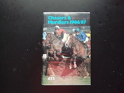"""TIMEFORM """"CHASERS & HURDLERS"""" 1986/87"""