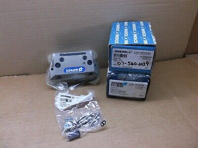 Pgn 1001 Schunk New In Box 2 Two Finger Parallel Gripper 0370102 Pgn1001