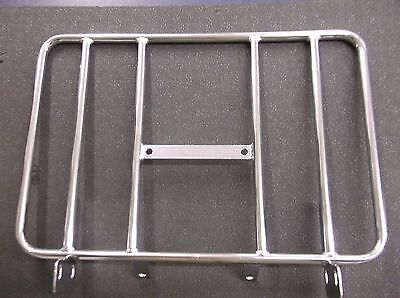(M/C Enterprise Luggage Rack for Honda Elite 125 & 150 Scooters MC-863)
