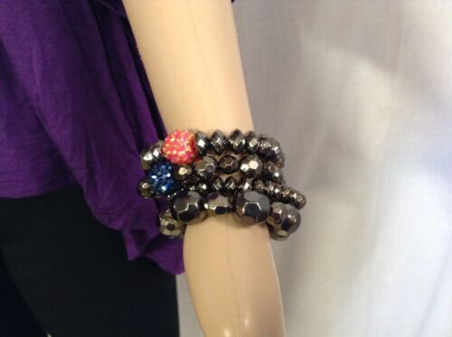 Lovesick Brand Stretch 4 Bands Lite-weight Women's Bracelet