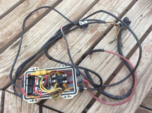 Seadoo Electrical Box