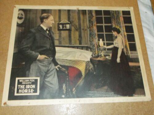 THE IRON HORSE(1924)MADGE BELLAMY GEORGE O