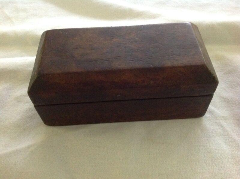 Primitive Wood Cased Shaving Razor Strop