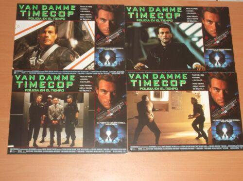 TIMECOP - Jean Claude Van Damme
