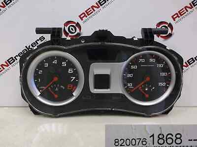 Renault Clio Sport 2005-2009 197 2.0 16v Instrument Panel Dials Gauge Speed