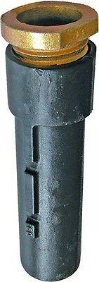 Bodenhülse aus Guss für Rohrpfosten Durchmesser 48, 60 oder 76 mm ()