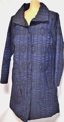 TS coat TAKING SHAPE plus sz XXS / 12 Blue Moon Jacket warm puffer NWT rrp$230!