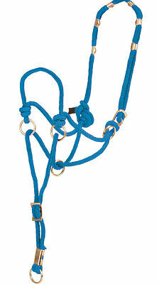 Don't Be Naughty Halter Horse Training Rope Halter - 3 Colors Available NEW