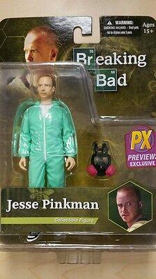 Breaking Bad Jumpsuit (Breaking Bad Jesse Pinkman Px Preview Exclusive Blue Jumpsuit Figure mezco)