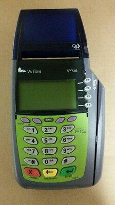 Verifone Vx 510 Dual Comm Credit Card Terminal Vx510dc Ip Phone Connections