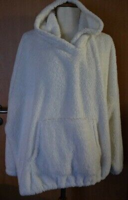 Pullover Plüsch Gr. 4XL Marke H&M Farbe Beige