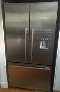 2 YEARS 3 DOOR Ice Water Dispenser French Door FisherPaykel Abbotsford Yarra Area Preview