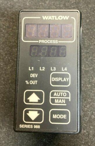 WATLOW CONTROLS , SERIES 988A-20FD-AARG