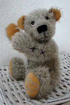 Schnittmuster Teddy Schürze Puppe Kleidung nähen KS Schnitt Anleitung Teddy