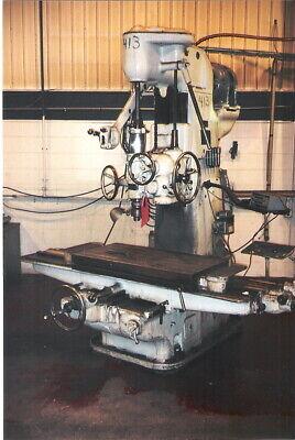 Pratt Whitney 2a Vertical Jig Bore 42 X 24 Table 30-1500 Rpm Accurite Quick