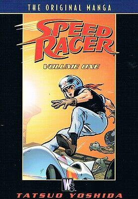 Speedracer - The Original Manga Vol.1 Tatsuo Yoshida