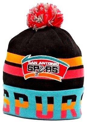 89d2d7086c4 UPC 887783120879 product image for San Antonio Spurs Mitchell Ness Nba Trifecta  Cuff Beanie Knit Skull ...