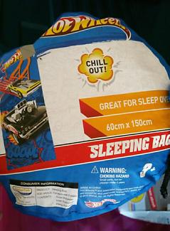 Sleeping Bag used 2x