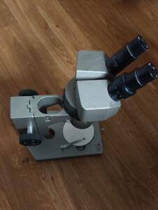 Olympus Stereo Zoom Microscope