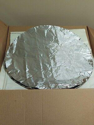 24 Round Eternabond Aluminum Patch Hvac Heat Shield Duct Seal - Case Of 19
