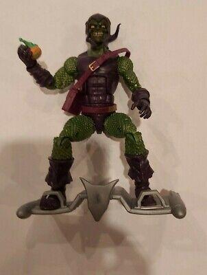 Marvel Legends Green Goblin from the Sandman Baf Wave 100% Complete