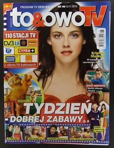 KRISTEN STEWART mag.FRONT cover No 46 King Kong - europe, Polska - Zwroty są przyjmowane - europe, Polska