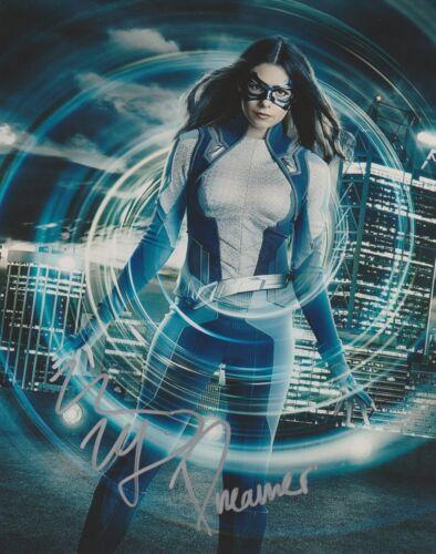 Nicole Maines Supergirl Autographed Signed 8x10 Photo COA MR525