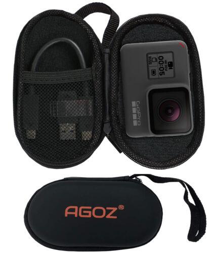 GoPro Hero 9, 8, 7, 6, 5 Water Resistant Mini Portable Protective Storage Case
