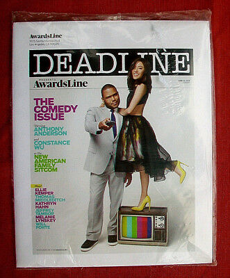 2015 Deadline Awardsline Anthony Anderson Constance Wu Jeffrey Tambor Will Forte