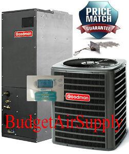 2 1 2 Ton Heat Pump Ebay