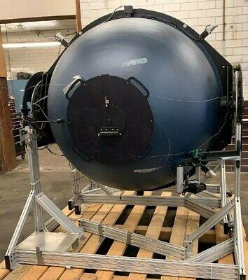 Labsphere Large Diameter Light Measurement Sphere Ca-10834-000 Cslms-6511 Tocs