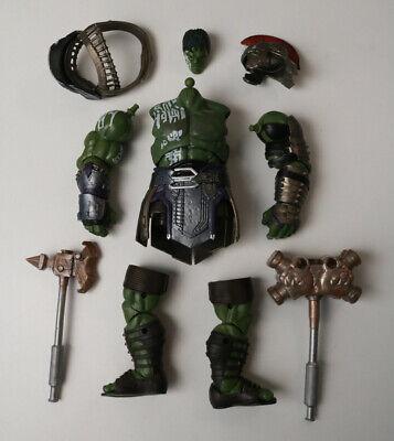 Marvel Legends Gladiator Hulk Thor Ragnarok BAF Build-a-Figure MCU Complete