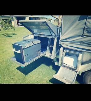 camper trailor Kempsey Kempsey Area Preview
