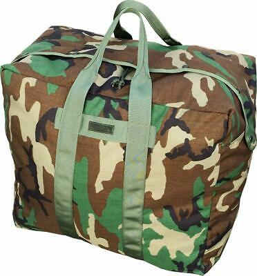 Woodland Kit Bag, U.S. G.I. Flyers KIT BAG FLYER'S US AIR FORCE ARMY Original Flyers Kit Bag