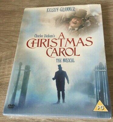 christmas carol kelsey grammer dvd | Browse & Explore christmas carol kelsey grammer dvd on ...
