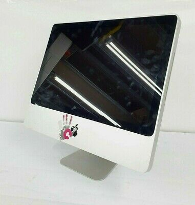 "Apple iMac A1224 Early 2009 20"" - 2.66GHz Core 2 Duo E8135 320GB HDD 8GB DDR3"