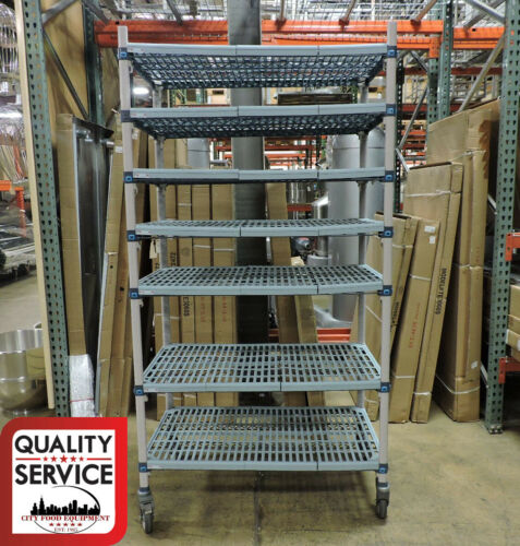 "MetroMax Commercial 7 Shelf Unit 41"" x 24"""