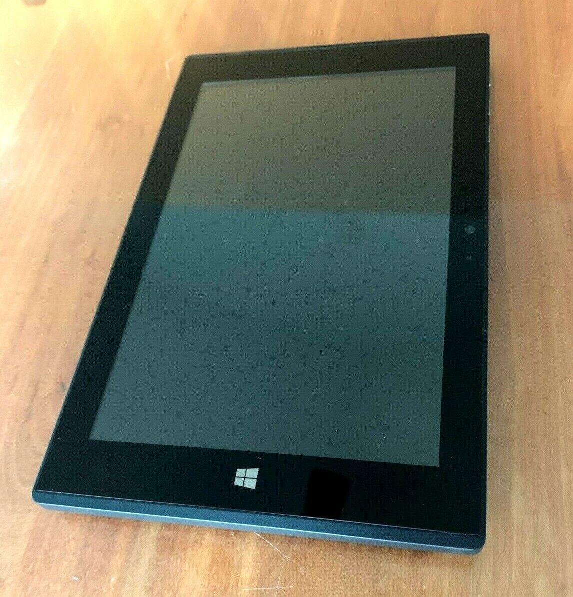 "8"" Windows 10 Home tablet computer NIB; dual USB ports"