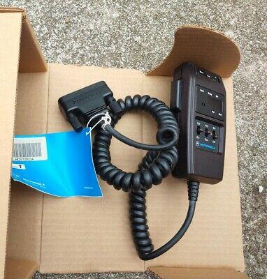 Motorola Spectra Astro Mobile Radio Microphone  Controller Hcn1053a Nwt