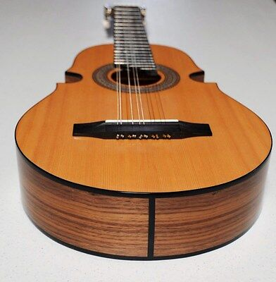 10 String Acoustic  Puerto Rican Cuatro Guitar T-10W-3( Buzzing)