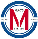 MAC's Diecast and more
