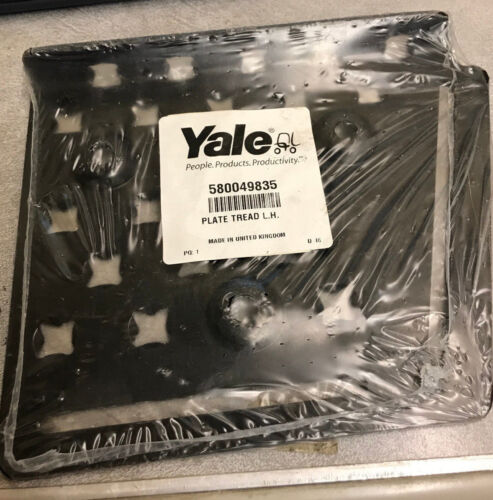 YALE / PLATE TREAD L.H 580049835 - NEW!!!