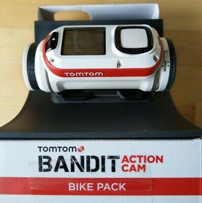 TomTom Bandit Action Cam Bike Pack zusätzlich inkl. 64 GB microSD