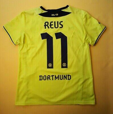 5914037afad 5 5 Reus Borussia Dortmund women jersey large 2013 2014 shirt soccer Puma  ig93
