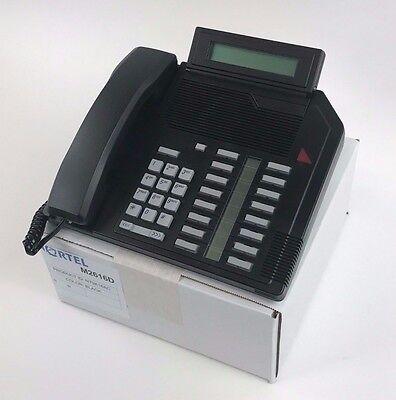 - Meridian M2616 Display Phone (M2616D) 9K Black Nortel - Bulk