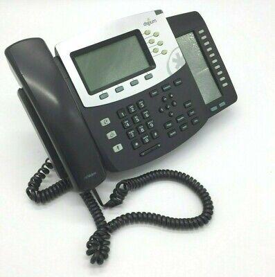 Digium Switchvox D70 Voip Sip Ip Phone Black Hdvoice Display Complete